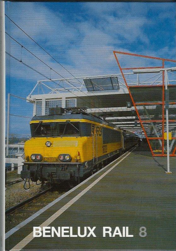 Vleugels,Benelux rail 8