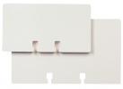 ,<b>Systeemkaarten Rolodex 57x102mm</b>