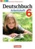 Wagener, Andrea,Deutschbuch 6. Schuljahr. Arbeitsheft mit Lösungen Gymnasium Niedersachsen