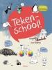 <b>Alexander von  Knorre, Marie  Geissler, Ina  Hattenhauer, Stefanie  Jeschke</b>,Tekenschool