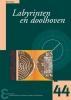 Wim  Kleijne,Zebra-reeks Labyrinten en doolhoven