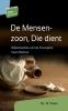 M.  Maas,De Mensenzoon, Die dient
