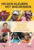 Henk  Mees ,Helden kleuren het wielrennen