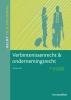 <b>Robert  Westra, Wim de Ruiter</b>,Verbintenissenrecht &amp; Ondernemingsrecht