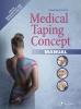 Josya  Sijmonsma ,Medical taping concept manual Duits
