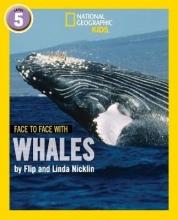Flip Nicklin,   Linda Nicklin Face to Face with Whales