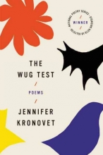 Kronovet, Jennifer The Wug Test