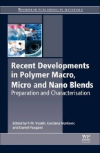 Visakh, P. M. Recent Developments in Polymer Macro, Micro and Nano Blends