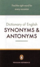 Fergusson The Penguin Dictionary of English Synonyms & Antonyms