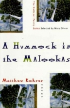 Matthew Rohrer Hummock in the Malookas