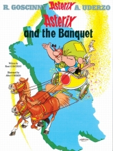 Goscinny, Rene Asterix and the Banquet