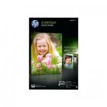 , Inkjetpapier HP CR757A 10x15cm photo glossy 200gr 100vel