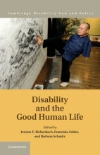 Franziska Felder, Jerome Bickenbach & Cambridge Disability Law and Policy Series