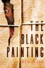 Neil,Olson Black Painting