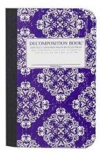 Victoria Purple Pocket-Size Decomposition Book