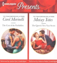 Marinelli, Carol,   Yates, Maisey The Cost of the Forbidden The Queen`s New Year Secret