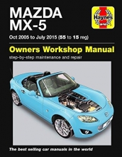Martynn Randall Mazda MX-5 (Oct `05 To July `15)