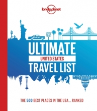 Lonely Planet , Ultimate USA Travel List