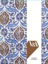 V&A Tabbed Notebook