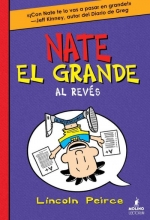 Peirce, Lincoln Nate el grande Al revés Big Nate Flips Out