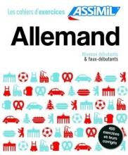 Bettina Schodel Coffret Cahiers D`exercices Allemand Debutants + Faux-Debutants