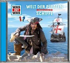 Falk, Matthias Was ist was Hörspiel-CD: PiratenSchiffe