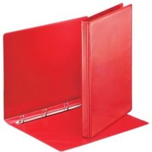 , Presentatieringband Esselte A4 23-rings O-mech 20mm rood