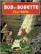 Willy  Vandersteen Bob et Bobette 267 Lili Natal