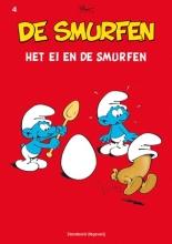 Peyo Het ei en de smurfen, de valse smurf, de honderste smurf