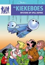 Merho De Kiekeboes 015 Mysterie op Spell-deprik