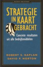 David P. Norton Robert Kaplan, Strategie in kaart gebracht