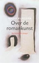 Milan  Kundera Over de romankunst