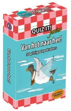 Quiz it junior Van hot naar her