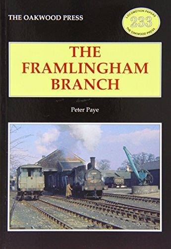 Peter Paye,The Framlingham Branch