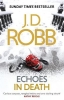 Robb J.d., Echoes in Death