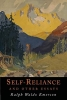 Emerson, Ralph Waldo, Self-Reliance and Other Essays