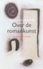 Milan Kundera, Over de romankunst