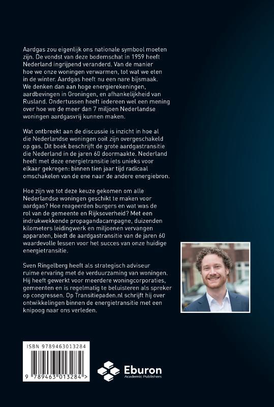 Sven Ringelberg,De Nederlandse aardgastransitie