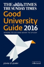O`Leary, John The Times Good University Guide 2016