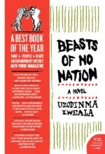 Iweala, Uzodinma Beasts of No Nation