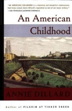 Dillard, Annie An American Childhood