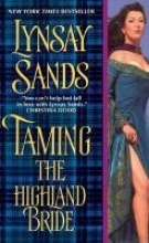 Sands, Lynsay Taming the Highland Bride