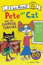 James Dean Pete the Cat and the Surprise Teacher