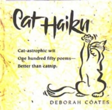 Deborah Coates Cat Haiku