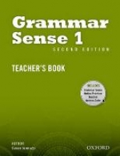 Kesner, Susan Grammar Sense 1. Teacher`s Book with Online Practice Access Code Card
