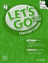 Let`s Go 4. Teacher`s Book With Test Center Pack