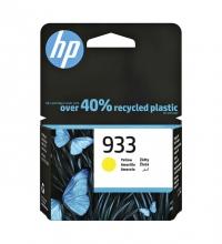 , Inktcartridge HP CN060AE 933 geel