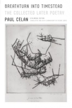 Celan, Paul Breathturn into Timestead