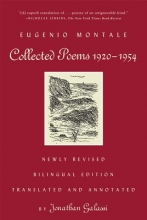 Montale, Eugenio Collected Poems, 1920-1954