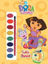 Nick Jr. Dora the Explorer Let`s Dance!